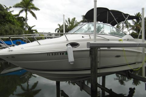 2007 Sea Ray 240 Sundancer - 2007 Sea Ray 240 Sundancer
