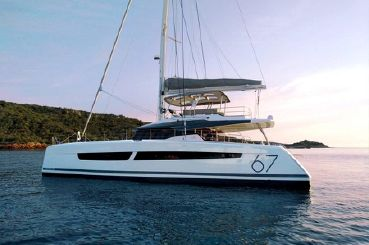 2021 Fountaine Pajot Alegria 67