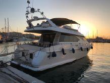 1995 Motor Yacht Lieva 72