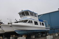 1991 Corsair Pilothouse