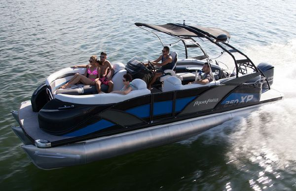 2018 Aqua Patio 250 XP