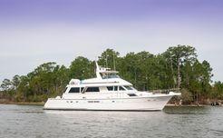 1989 Hatteras 72 Motor Yacht