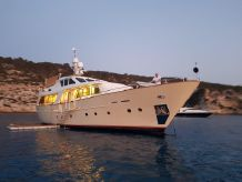 2004 Benetti Sail Division 82