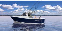2020 Doubloon Osborne 7700 Sportsfishing