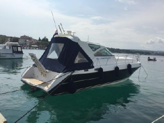 1999 Gulf Craft Ambassador 36 Hard top