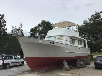 1979 Eurobanker Trawler 40