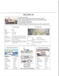 2008 Nelson Mould tools