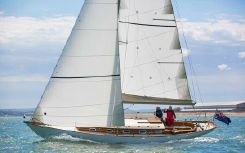 1962 David Cheverton Sloop 1962