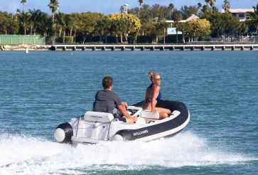 2007 Williams Jet Tenders Turbojet 285