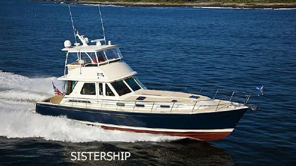 Sabre Sedan Sistership Photo