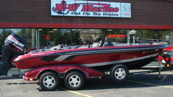 Ranger 620VS Power Boats For Sale - M W Marine in United States