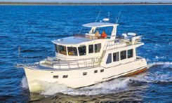 2016 North Pacific 49 Pilothouse