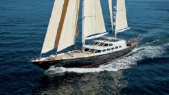 1993 Perini Navi Twin Screw Bermudian Ketch