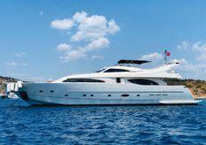2003 Ferretti Yachts 94 Customline