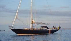 1969 Nicholson classic yacht