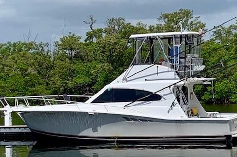 1998 Luhrs Convertible - 38' LUHRS COVERTIBLE SPORT