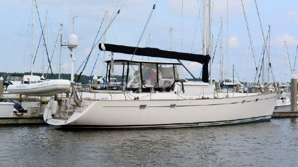 Farr BSI Custom Pilothouse 56 profile from aft