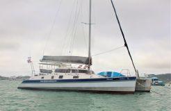2002 Catamaran Mumby 48