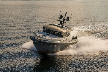 2019 Tactical Custom Boats T40 Express Yacht