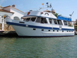 1989 Werft WERFT 54 trawler