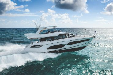 2021 Sunseeker Manhattan 68