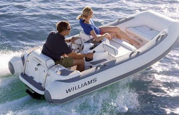 2018 Williams Jet Tenders Turbojet 325