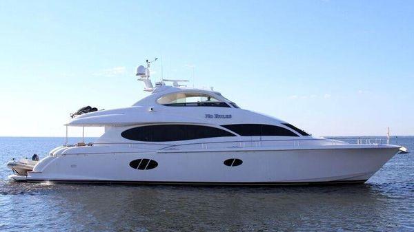 Lazzara 84 Motor Yacht No Rules 84 Lazzara Motor Yacht