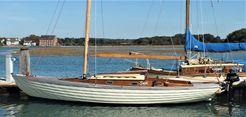 1957 Folkboat Wooden Cruiser