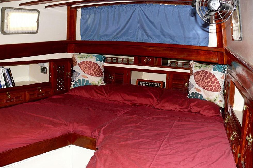 1979 Hudson Seawolf 44 Boats for Sale - Edwards Yacht Sales
