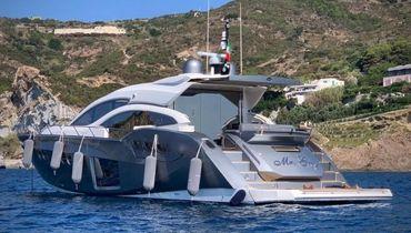 2010 Sessa Marine C68