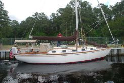 1985 Cape Dory 36 Cutter