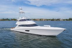 2016 Viking 92 Enclosed Bridge Sportfish