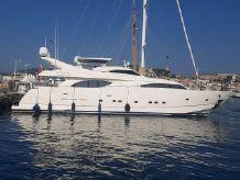 2001 Ferretti Yachts Custom Line 94
