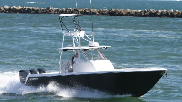 Contender 39 Fisharound Manufacturer Provided Image