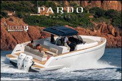 2020 Pardo Yachts Pardo 38
