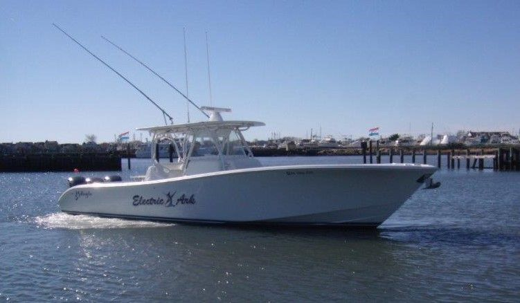 2016 Yellowfin 39 Center Console