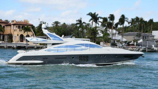 Azimut 72S Sport Cruiser