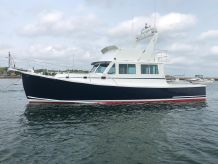 2008 Wesmac 42 Fly Bridge Lobster Cruiser