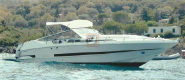 1987 Custom Nuova Fiberglass Black Prince 35