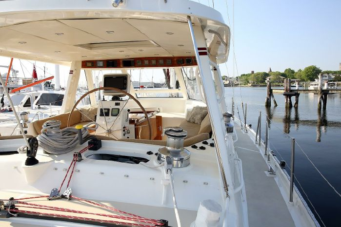 1993 Perry For Sale BoatsalesListing