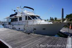 1990 Tania Yacht Company 55