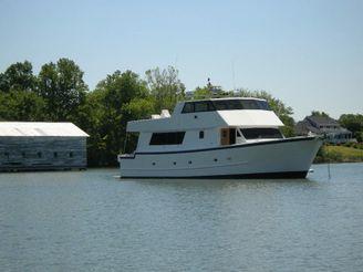 1992 Oceanstar Trawler