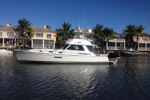 2015 Sabre 54 Flybridge Sedan