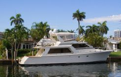 2006 Offshore Yachts Pilothouse