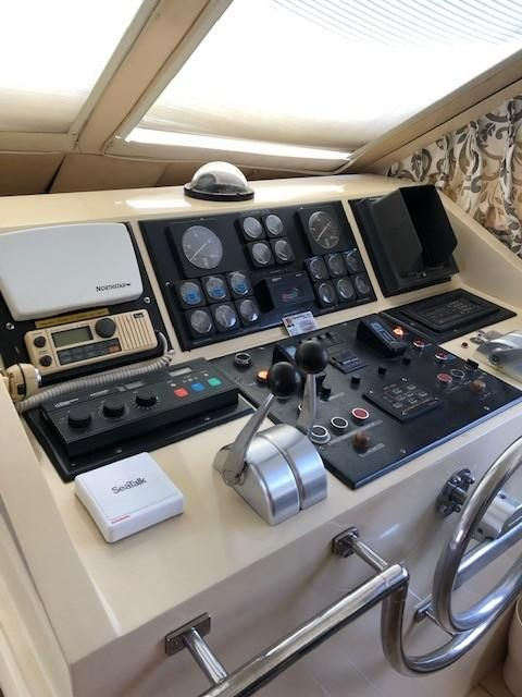1991 Inace Motoryacht - 80 Inace MY