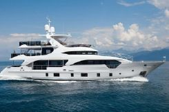 2016 Benetti Tradition 108