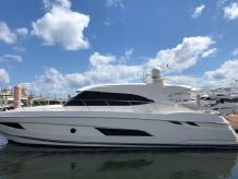 2017 Riviera 5400 Sport Yacht Available late July
