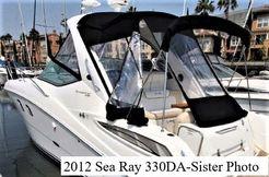 2012 Sea Ray 330 Sundancer