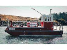 1977 Workboat Fire Suppression Vessel