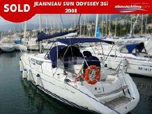 2008 Jeanneau Sun Odyssey 36i - 36
